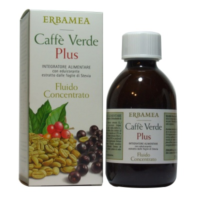 CAFFE' VERDE PLUS FLUIDO 250ML