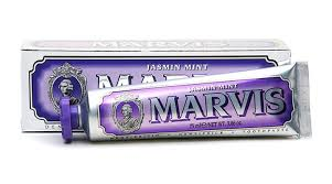 DENTIFRICIO MARVIS JASMIN MINT 75 ML