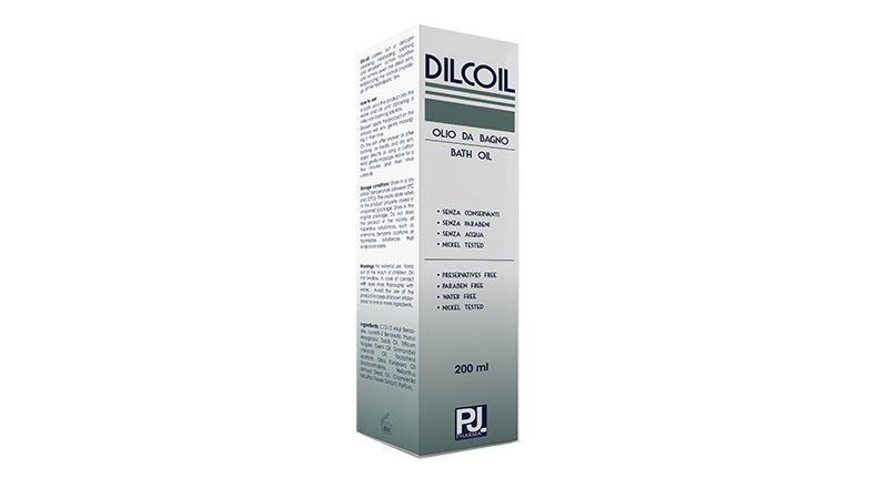 Dilcoil olio da bagno 200 ml