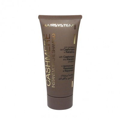 HAIRSYSTEM PLUS SHAMPOO CASHMERE100 ML