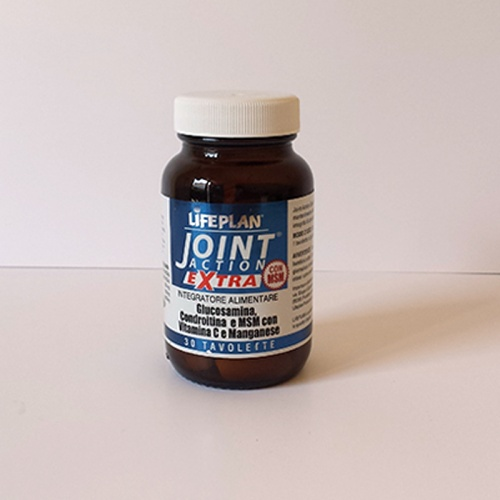 Joint Action Extra Lifeplan - 30 Tavolette