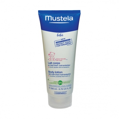 MUSTELA LATTE CORPO COLD 200ML