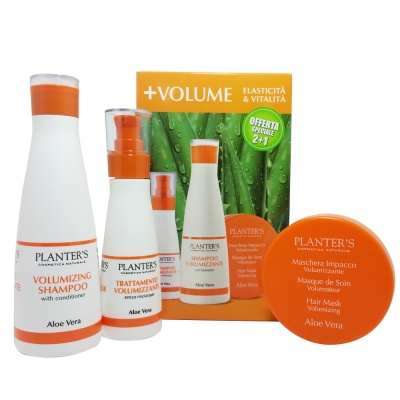 PLANTER'S ALOE VERA KIT VOLUME