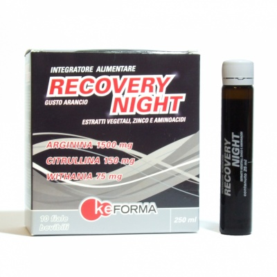 RECOVERY NIGHT GUSTO ARANCIO 250ML