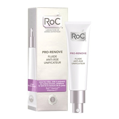 ROC PRO-RENOVE UNIFORMANTE ANTI-ETA' CREMA FLUIDA