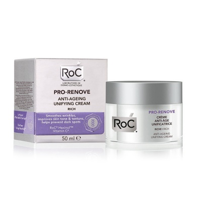 ROC PRO-RENOVE UNIFORMANTE ANTI-ETA' CREMA RICCA 50 ML