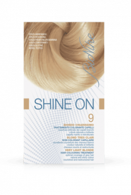 SHINE ON CAPELLI BIONDO CHIA 9