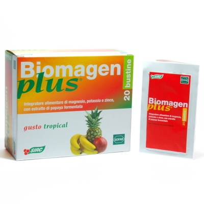 SOFAR BIOMAGEN PLUS TROPICAL 20 BUSTINE